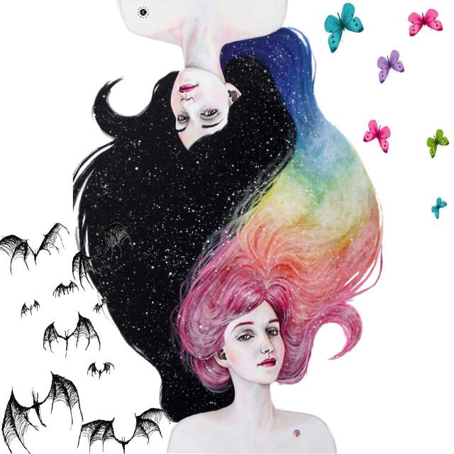 #color #black #PicsArt #plurlife #life #tmblr #plur #love #nature #beutifull #edits #bat #butterfly #wolrd #planet #imagination #peace #united #imaginary #couple #friends #magic #pride