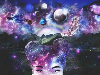 freetoedit myedit galaxy galaxyedit galaxygirl