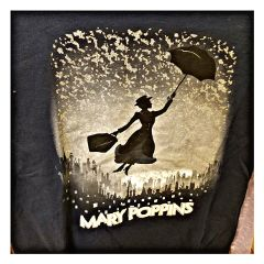 marypoppins tshirt thriftstorefinds