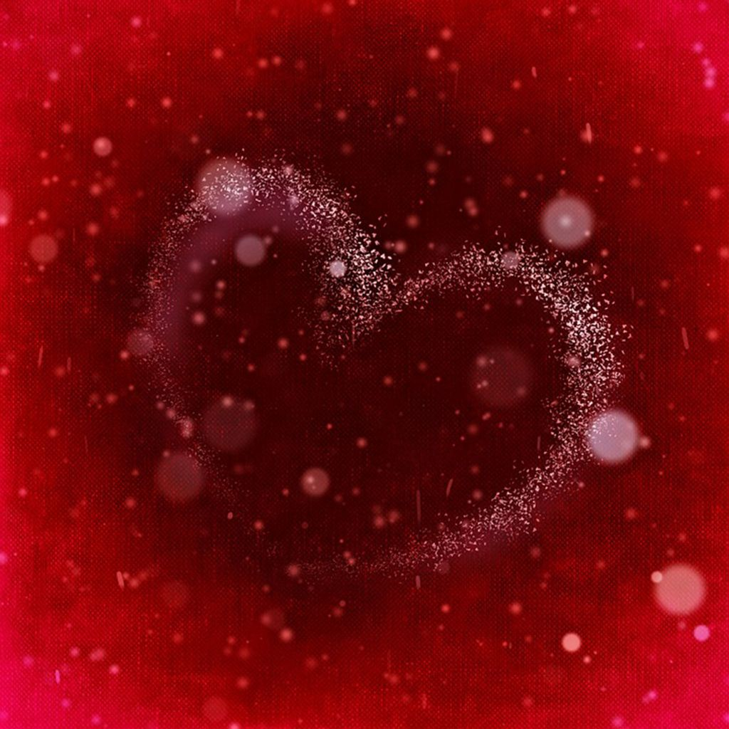 Love Wallpaper Background 4k Hd Vector Bokeh Blood Red
